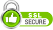 SSL Secured for Your Safety